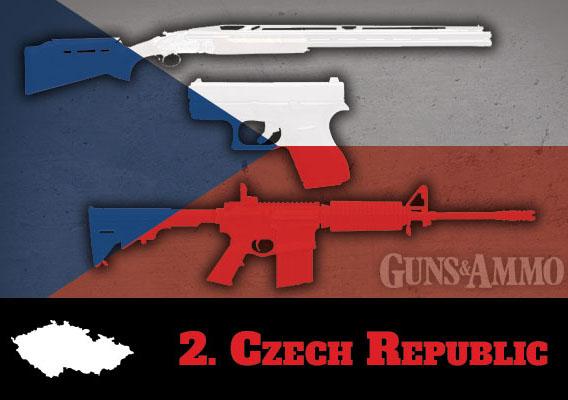 negara paling longgar undang undang senjata api 7 173