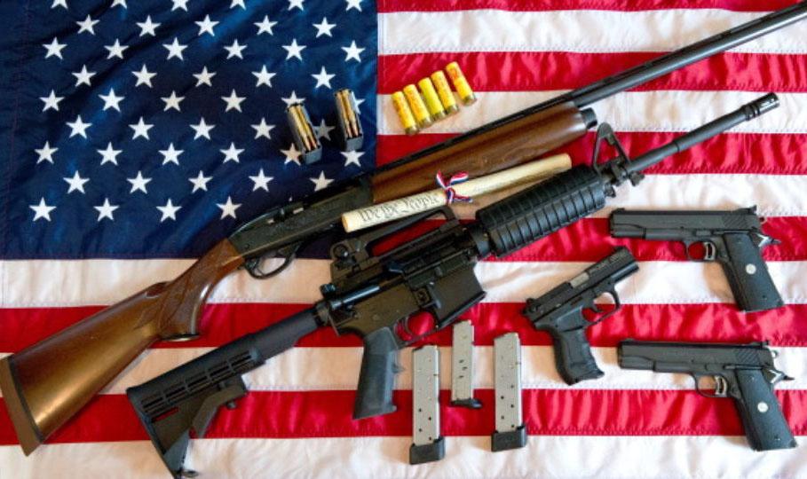 negara paling longgar undang undang senjata api