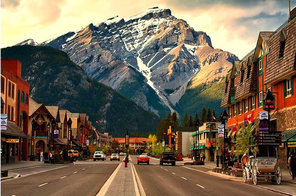 negara paling luas di dunia kanada
