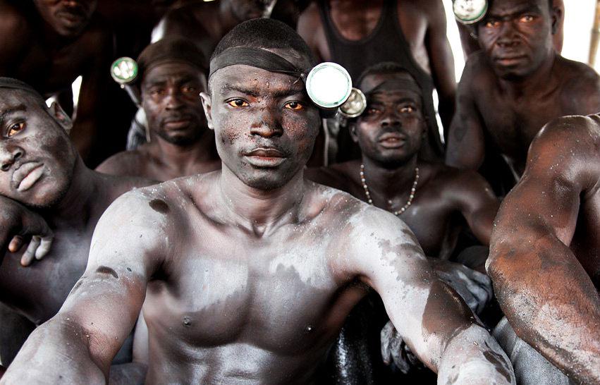 negara paling tinggi populasi perhambaan moden