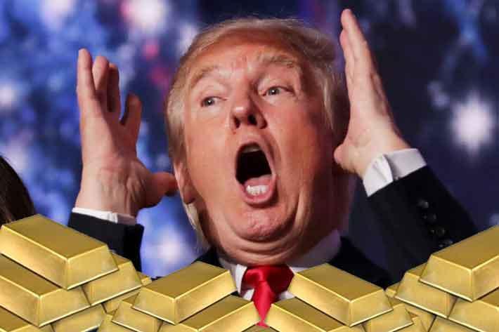 negara paling tinggi simpanan emas amerika syarikat