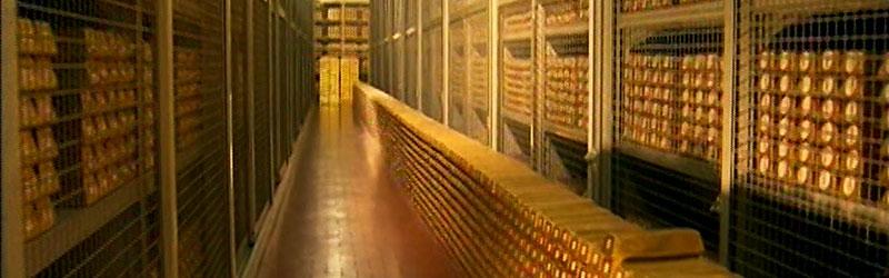negara paling tinggi simpanan emas itali