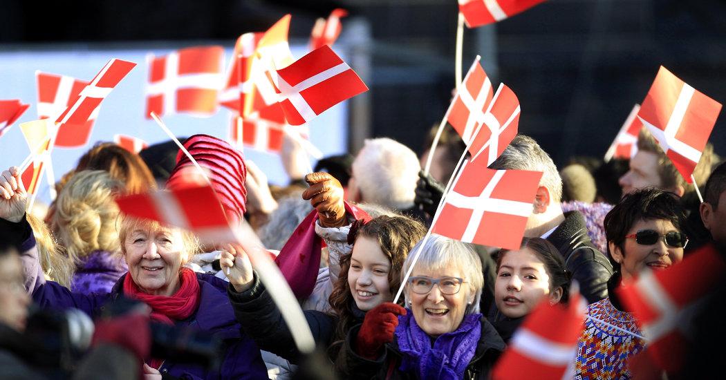 negara scandinavia paling gembira di dunia