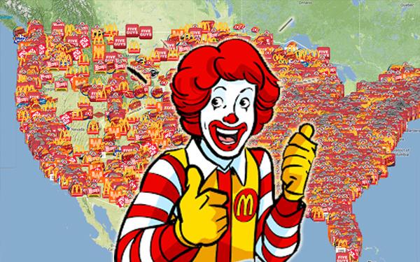 negara yang tiada mcdonalds