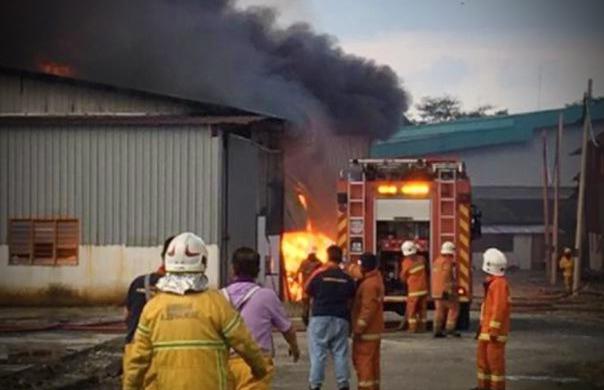 negeri di malaysia yang kerap berlaku kebakaran