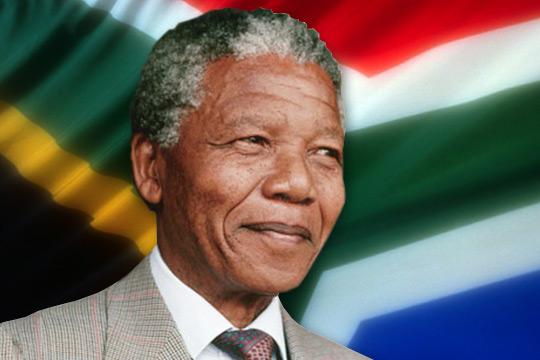 nelson mandela presiden afrika selatan yang pertama