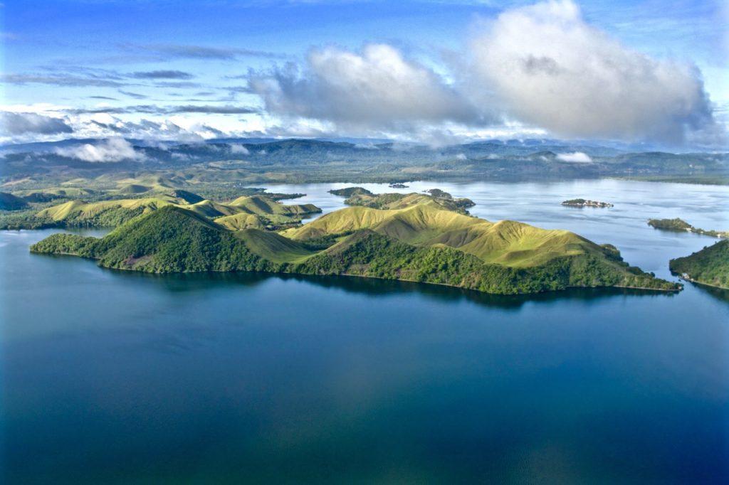 new guinea pulau kedua terbesar dunia