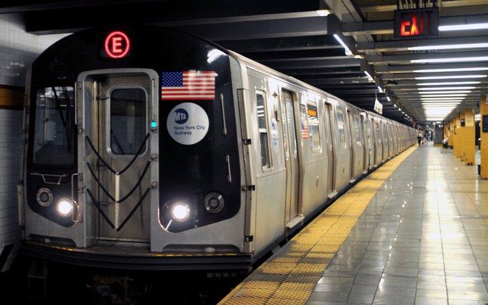 new york city subway sistem kereta api bawah tanah paling besar di dunia