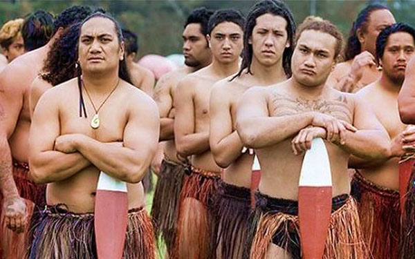 new zealand tribe haka