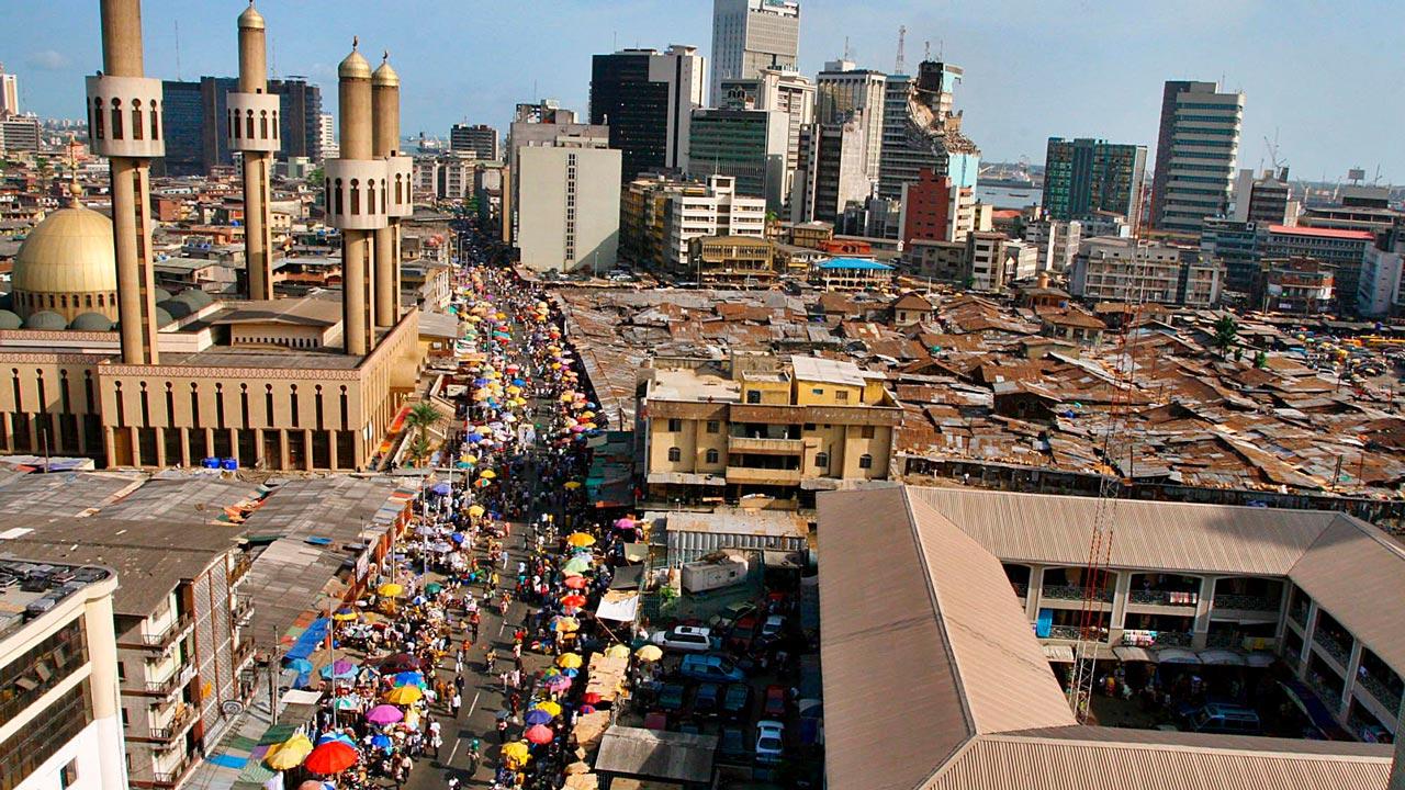 nigeria negara dengan hutang paling sikit di dunia