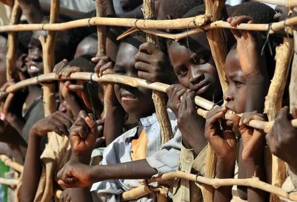 nigeria negara paling tinggi populasi perhambaan moden