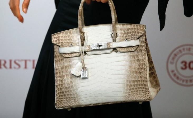 niloticus crocodile himalaya birkin beg tangan hermes birkin paling mahal pernah dijual