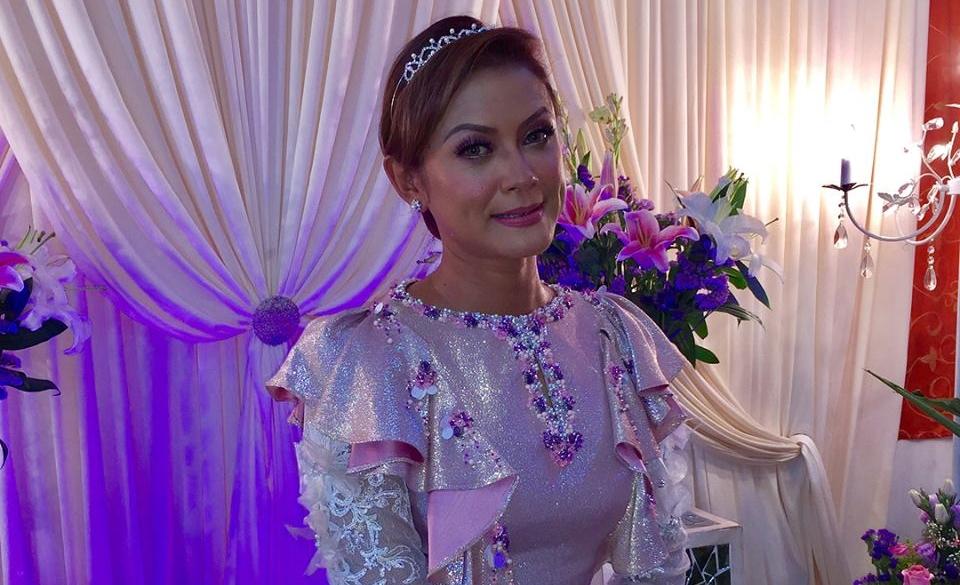 nita malaysian idol bertunang semalam 1