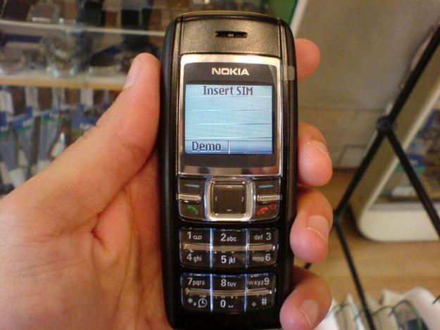 nokia telefon lama sms