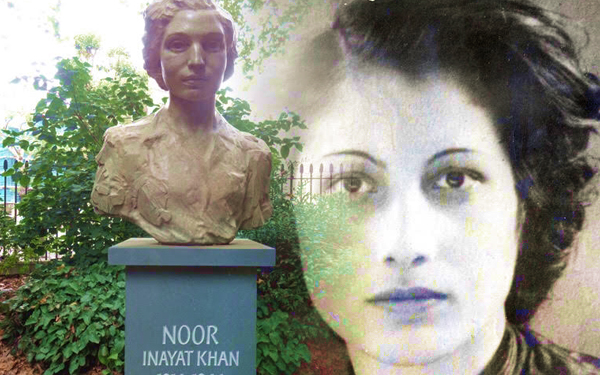 noor inayat khan srikandi spy british