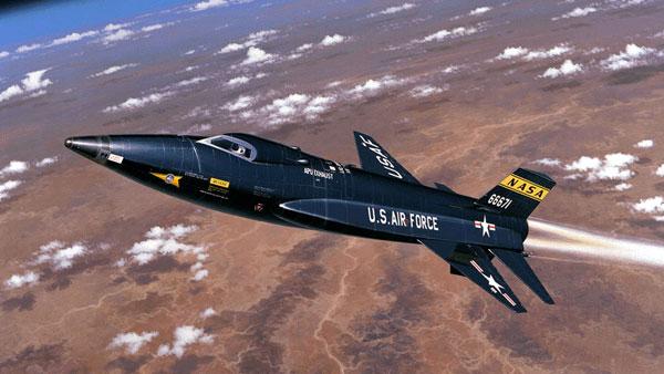 north american x 15 5 pesawat paling laju di dunia