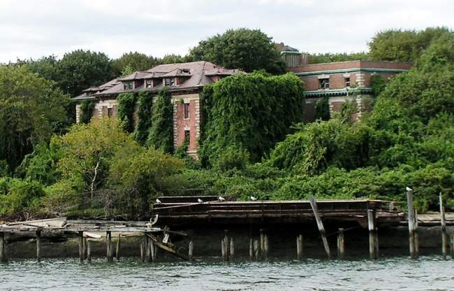 north brother island 2006