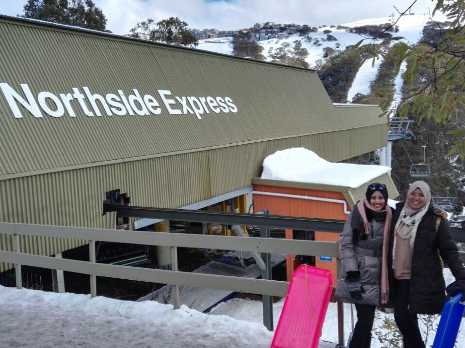 northern express itinerary melbourne