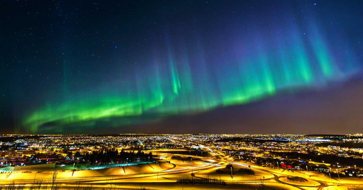 northern lights 10 fakta pelik dan menakjubkan mengenai iceland