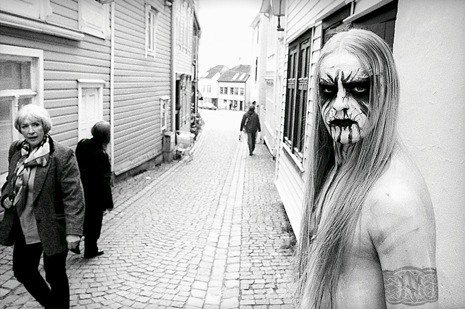 norwegian norway black metal