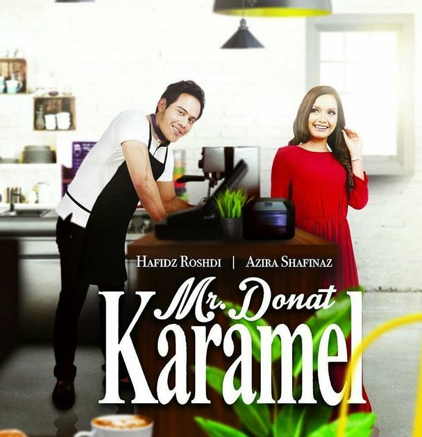 novel mr donat karamel