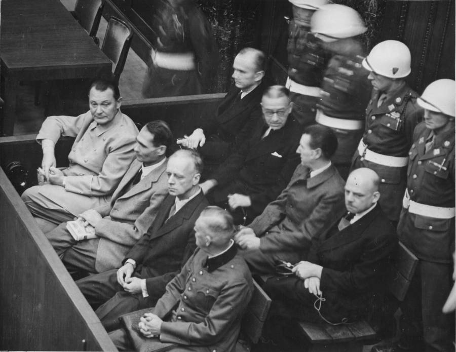 nuremberg trials 925