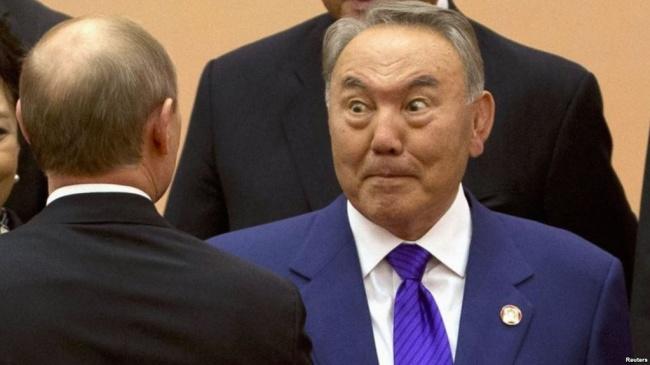 nursultan nazarbayev diktator asia