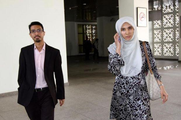 nurul izzah bekas suami di mahkamah syariah