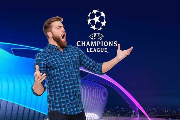nyanyi lagu tema champions league