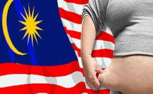 obesiti malaysia kegemukan