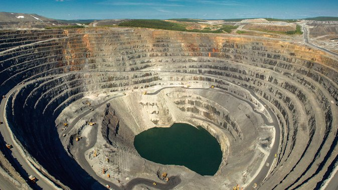 olimpiada lombong emas paling besar di dunia dari segi jumlah emas