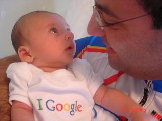 oliver google kai nama bayi sempena internet dan media sosial