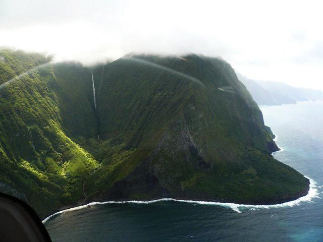 olo upena air terjun keempat tertinggi di dunia