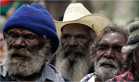 orang asli australia 389