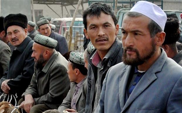 orang islam uyghur di china