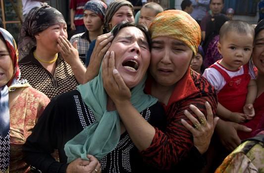 orang islam uyghur mangsa penuaian organ di china