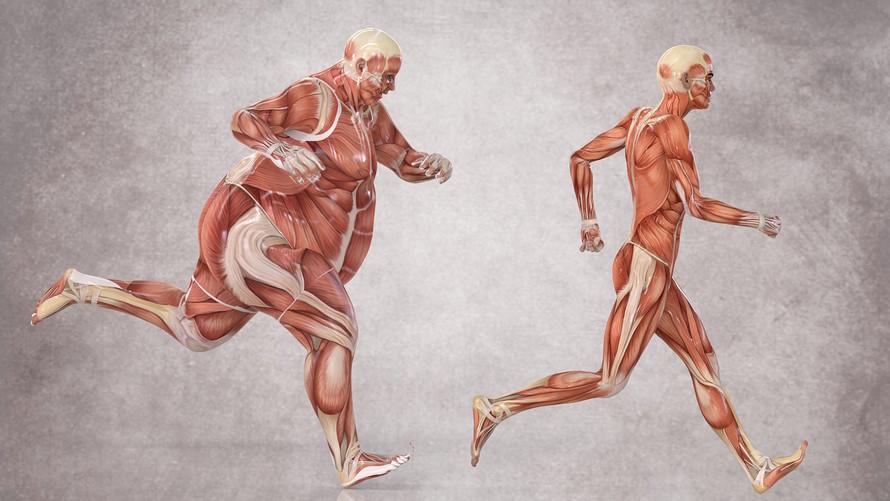 orang overweight susah bergerak