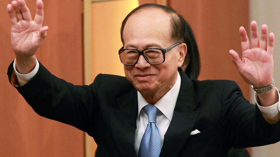 orang paling kaya di hong kong li ka shing hong kong merupakan bandar dengan paling ramai penduduk paling kaya