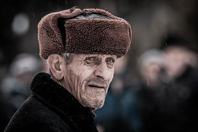orang rusia