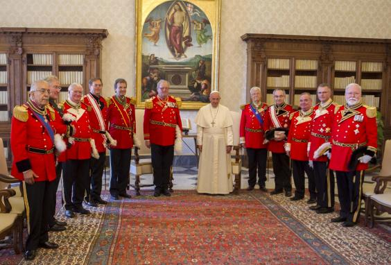 order of malta sovereign vatican rome pasport paling unik eksklusif