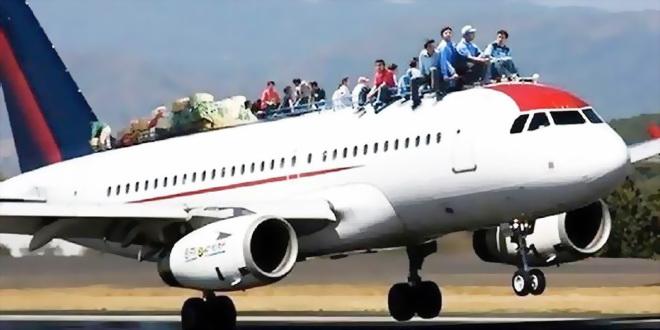 overbooking flight terlebih tempahan tiket