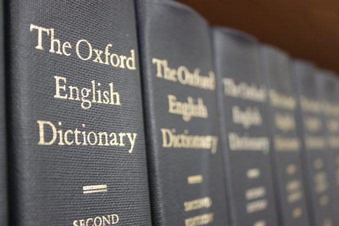 oxford english dictionary 818