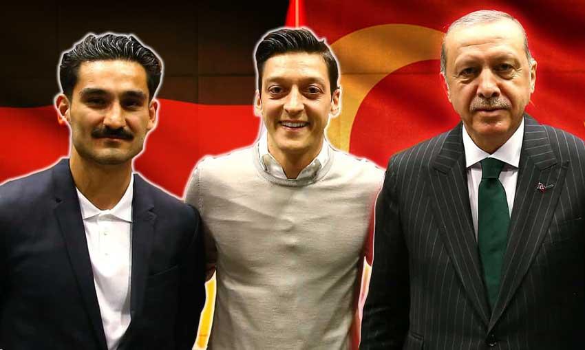 ozil erdogan gundogan turki politik piala dunia 2018