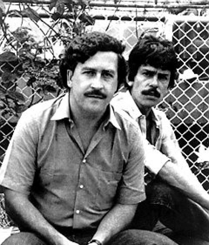 a biography of pablo escobar a south american drug lord Pablo escobar was the richest pablo's drug money had turned andres' national team into south american the two escobars is a riveting examination of the.