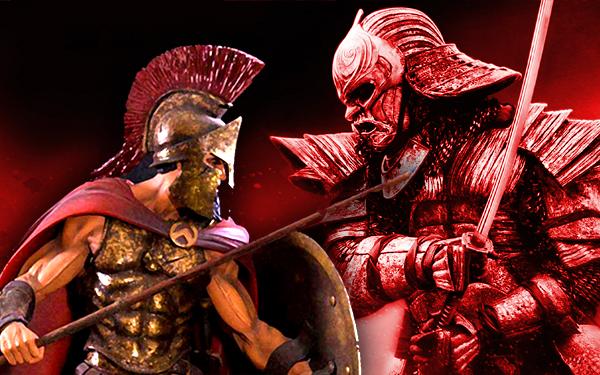 pahlawan perang zaman purba