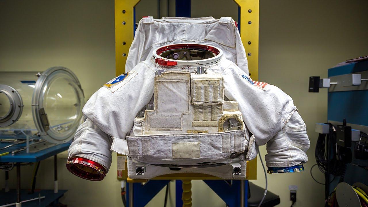 pakaian angkasawan