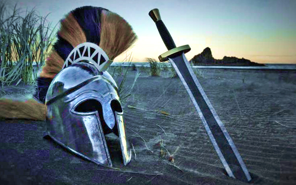 pakaian spartan kisah asal 300