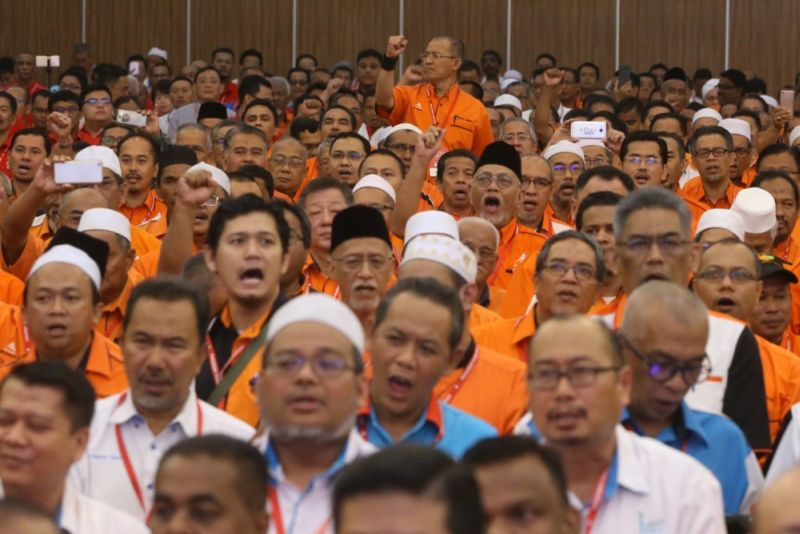 pakatan harapan convention0701l