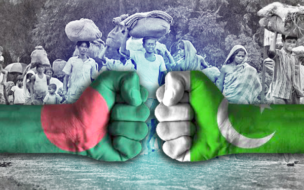 pakistan dan bangladesh tak ngam