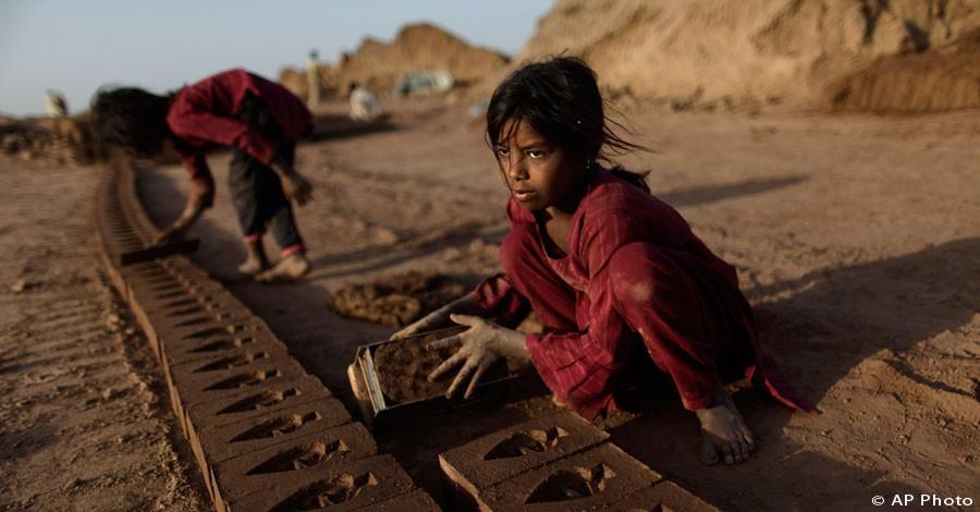 pakistan negara paling tinggi populasi perhambaan moden